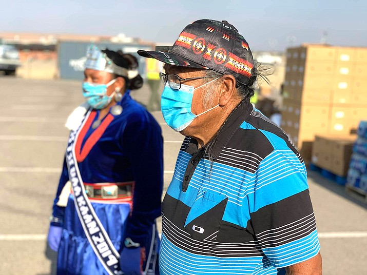 On Dec. 27, the Navajo Nation reported a total of 777 deaths from COVID-19 since the pandemic started. Across the U.S, Native American tribes are working to protect their oldest members from the virus. The effort is about more than protecting lives. (Photo courtesy of the Navajo Nation Office of the President)