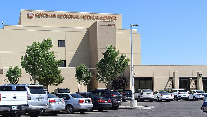 Kingman Regional Medical Center will continue to allow patient visitation at the hospital during he pandemic, according to KRMC CEO Will McConnell. (Miner file photo)