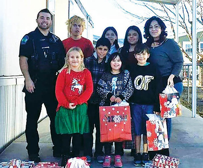Photos courtesy of Cottonwood Police Department