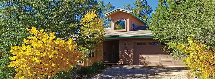 1621 Spruce Canyon Drive, Prescott (John LaMarr/Coldwell Banker Realty/Courtesy)