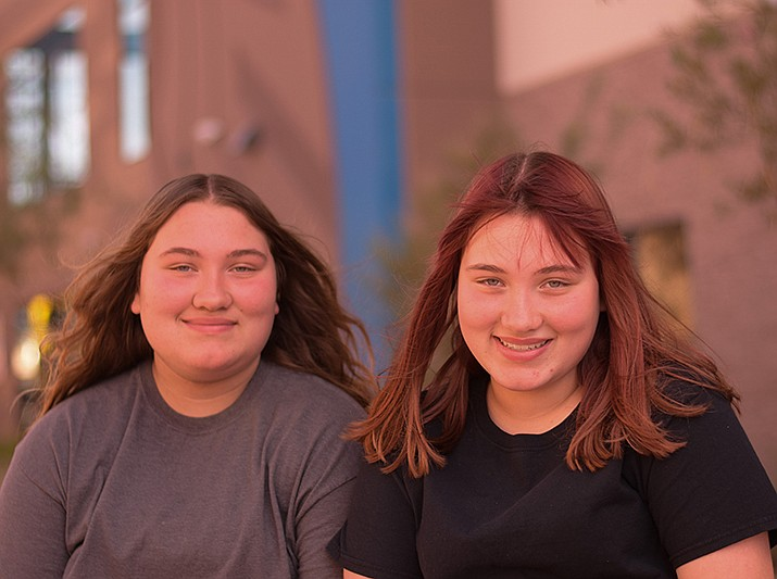 Get to know Alyssa and Ashley at https://www.childrensheartgallery.org/profile/alyssa-ashley and other adoptable children at childrensheartgallery.org. (Arizona Department of Child Safety)
