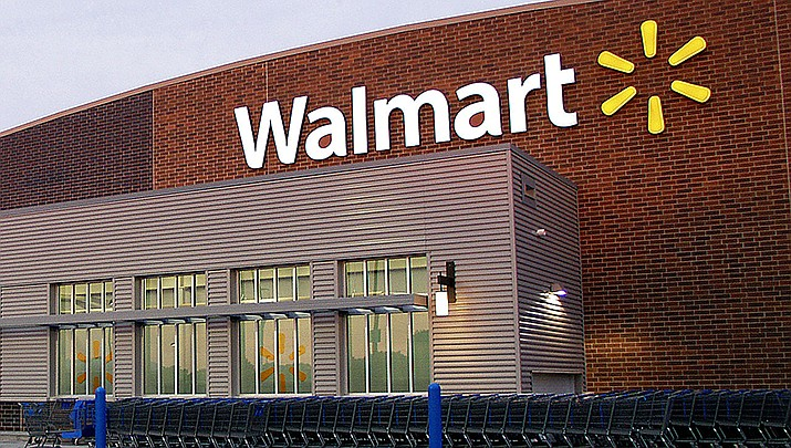 Walmart announced in a news release that the temporary closure is part of a company-initiated program to allow third-party cleaning crews time to clean and sanitize the building. (Photo by Walmart Corporate, cc-by-sa-2.0, https://bit.ly/2KMwFdy)