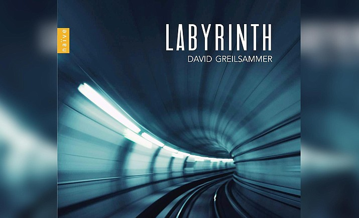 David Greilsammers new album venture, Labyrinth.