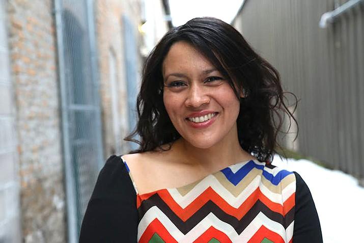 Navajo playwright Rhiana Yazzie.(Photo/The Harold and Mimi Steinberg Charitable Trust)