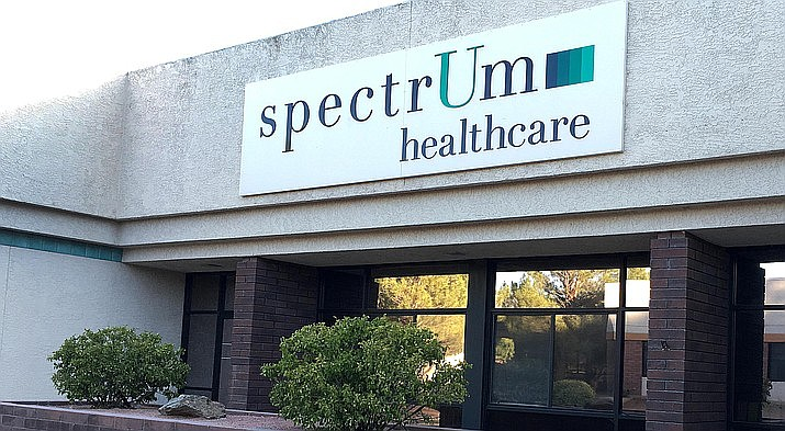 Spectrum Healthcarehas received 1,800 Moderna vaccine doses from Yavapai County Community Health Services to administer to front-line healthcare workers. VVN file photo