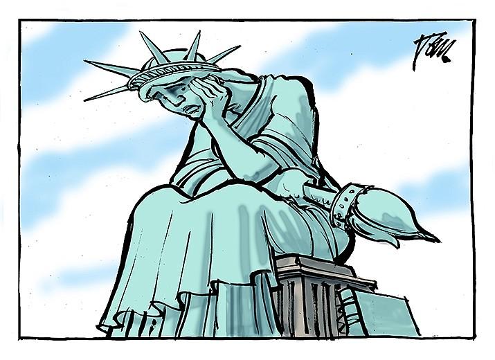 Editorial Cartoon | Jan. 10, 2021