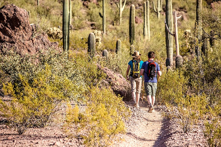 In her book Best Day Hikes on the Arizona National Scenic Trail, author Sirena Rana presents 30 of the most scenic portions of the Arizona Trail. (Photo/Adobe stock)