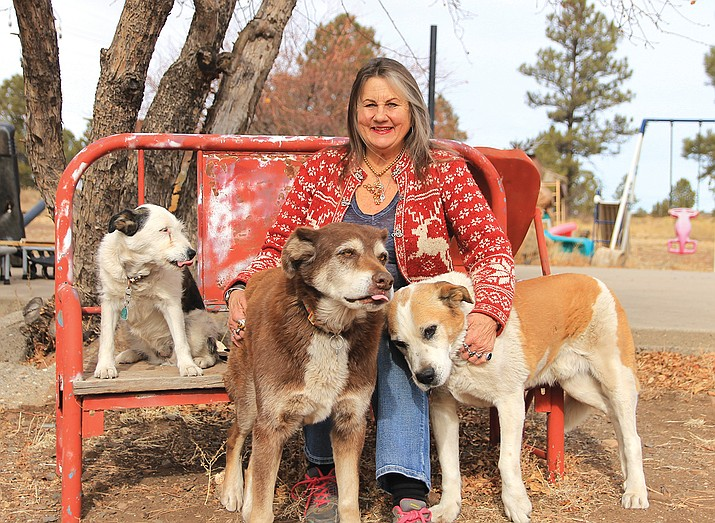 After 42 years, Robynn Eckel has retired from the US Postal Service in Williams. Eckel plans to continue her work with the Save-Meant-to-Rescue animal group and spend time with family and friends. (Wendy Howell/WGCN)