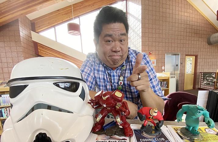 Jan Marc Quisumbing will teach a virtual cartooning workshop from 3 p.m. until 4:30 p.m. Friday, Jan. 22. VVN/Bill Helm