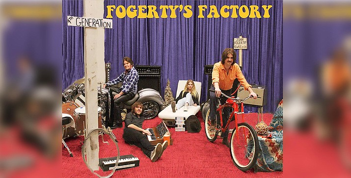 Fogerty's Factory is a newly recorded album of stripped back tracks from legendary singer, songwriter and guitarist John Fogerty.