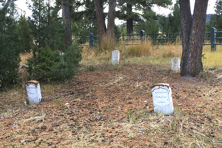 A Utah man has pleaded guilty after authorities said he was caught digging in a Yellowstone National Park cemetery in search of hidden treasure. (National Park Service via AP)
