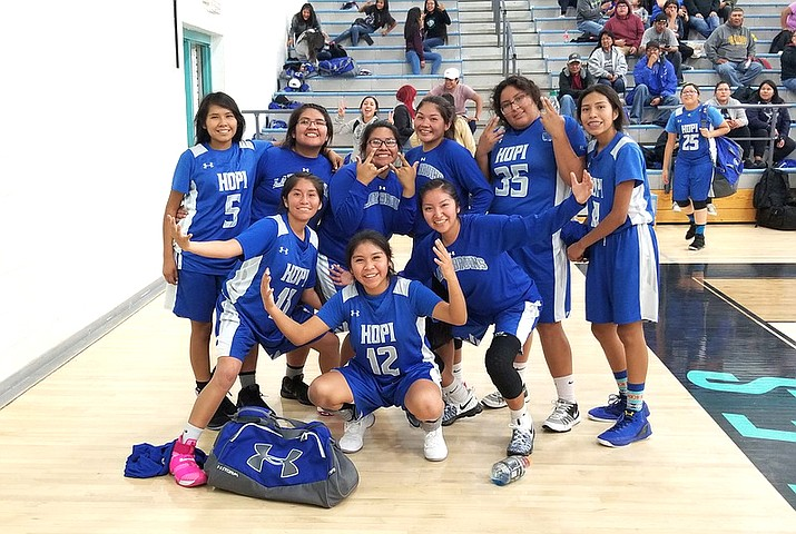 Although many Native American schools had already canceled their high school winter athletic seasons, the Arizona Interscholastic Association voted 5-4 during a special meeting Jan. 8. (Photo/Hopi Jr/Sr High School)