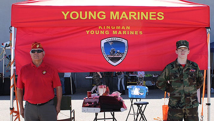 The Kingman Young Marines will hold recruiting events on Feb. 4 and Feb. 11. (Courtesy photo)