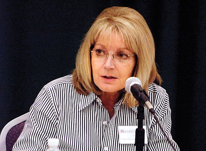 Maricopa County Superior Court Judge Timothy Thomason said Wednesday that it appears the original subpoenas issued by Senate President Karen Fann of Prescott and Sen. Eddie Farnsworth are probably moot. That's because they were issued in December as part of the 54th legislative session which technically ceased to exist on Monday. (Capitol Media Services file photo by Howard Fischer)