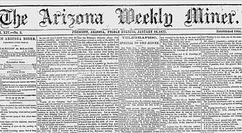 Arizona History: Jan. 17-23 photo