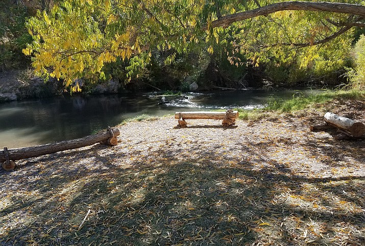 Verde Village Property Owners Association has partnered with Friends of the Verde River to learn proper conservation methods and manage the natural trails along the river. Courtesy photo