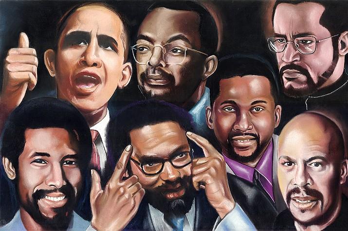 Guys - Black Activists by Herschell Turner