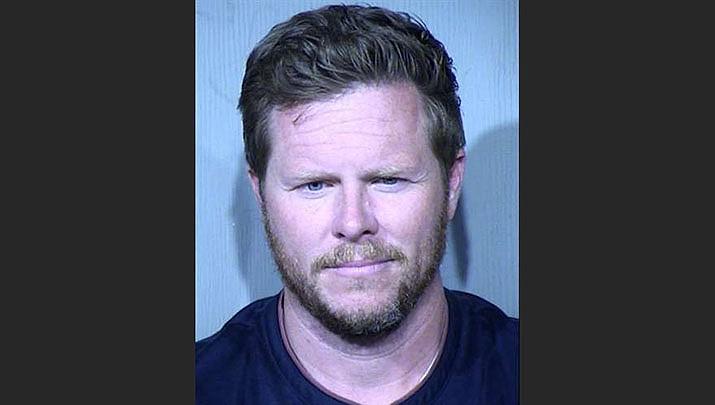 Paul Petersen, a former Arizona politician, will begin serving a sentence for an illegal adoption scheme on Thursday, Jan. 21. (Maricopa County Sheriff's Office photo)