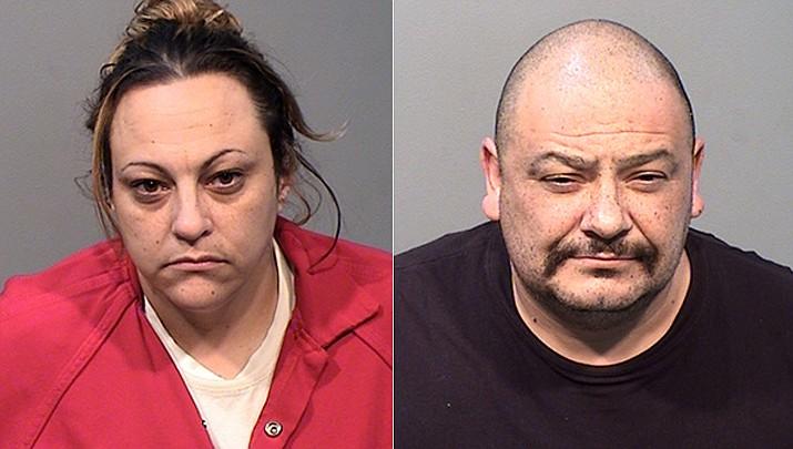 Vanessa Lynn Chavez, 39, left, and Benny Chavez, 48. (YCSO)
