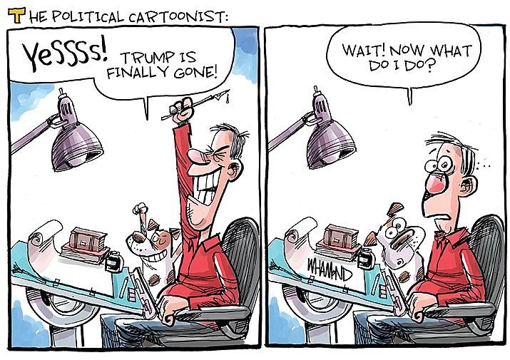 Editorial Cartoon | Jan. 24, 2021
