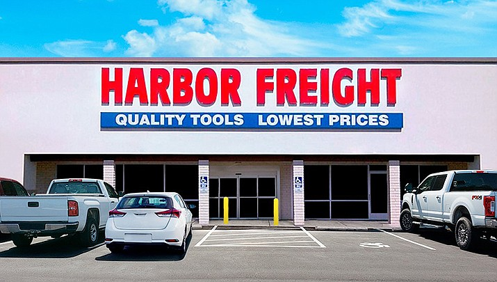 Harbor Freight Tools will open up shop at 3340 E. Andy Devine Ave., bringing between 25 and 30 jobs to the community. (Photo courtesy of Harbor Freight)