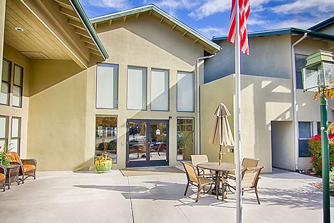 Brookdale Senior Living community at 211 Bradshaw Drive, Prescott, has new management — Phoenix-based Avista Senior Living, according to Avista's spokesperson. (Courtesy)