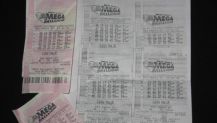 The winning ticket in the drawing on Friday, Jan. 22 for a $1.05 billion Mega Millions jackpot was purchased in a suburb of Detroit. (Photo by msspider66, cc-by-sa-2.0, https://bit.ly/3cc6fO9)