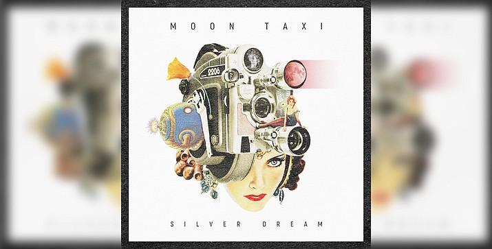 Moon Taxi has a new album, Silver Dream, with a dozen songs.