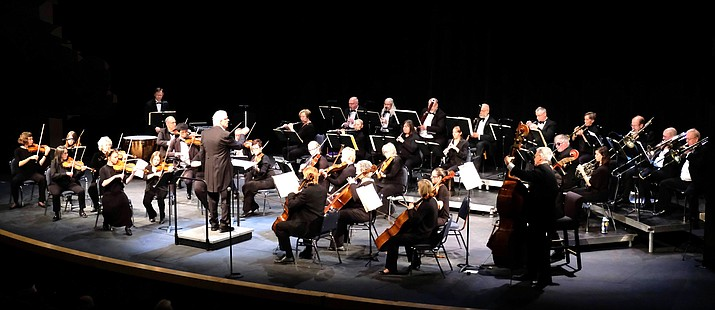 The Verde Valley Sinfonietta has canceled its Feb. 7 concert due to COVID-19 restrictions.