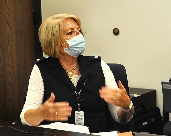 Senate President Karen Fann. (Howard Fischer/Capitol Media Services file photo)