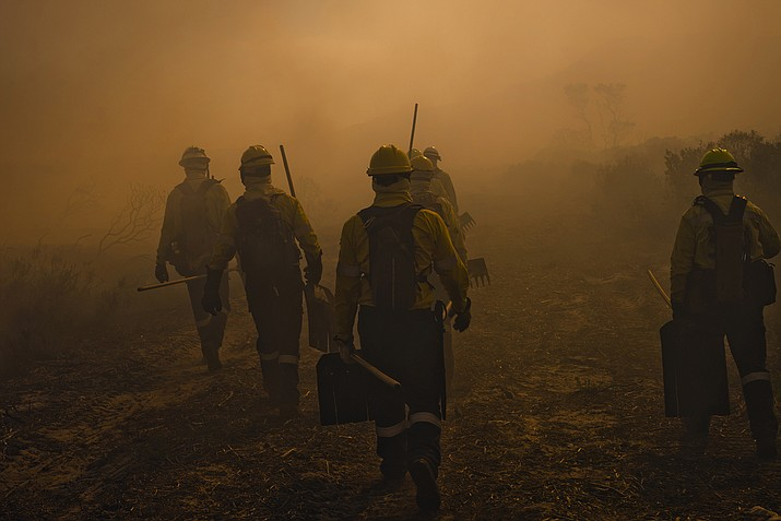2020 was one of the worst fire seasons in Arizona. (Stock photo)