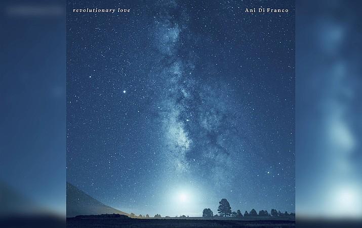 """Ani Di Franco's new record """"Revolutionary Love."""""""