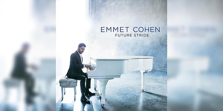 Stride provides a starting point on jazz pianist Emmet Cohen's new album 'Future Stride.'