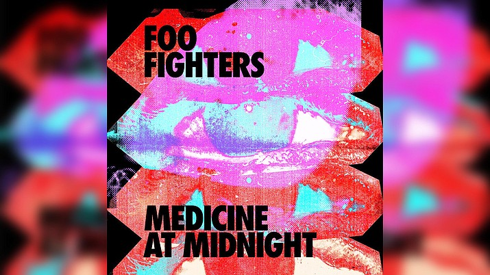 Medicine at Midnight is the new album from Foo Fighters, and packs nine new songs into 37 minutes.