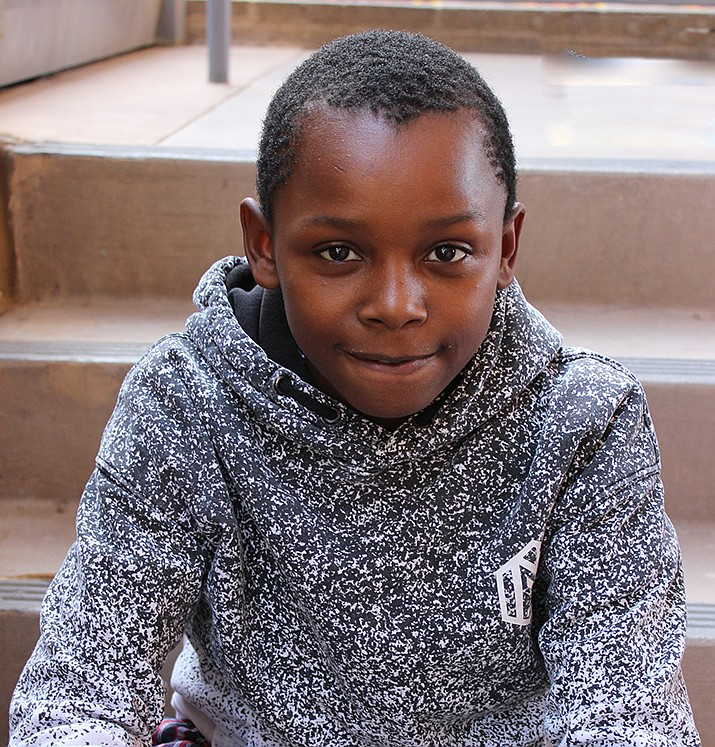Get to know Craig at https://www.childrensheartgallery.org/profile/craig and other adoptable children at childrensheartgallery.org. (Arizona Department of Child Safety)