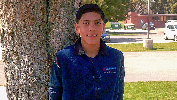 Get to know Jorge at https://www.childrensheartgallery.org/profile/jorge-d and other adoptable children at childrensheartgallery.org. (Arizona Department of Child Safety)