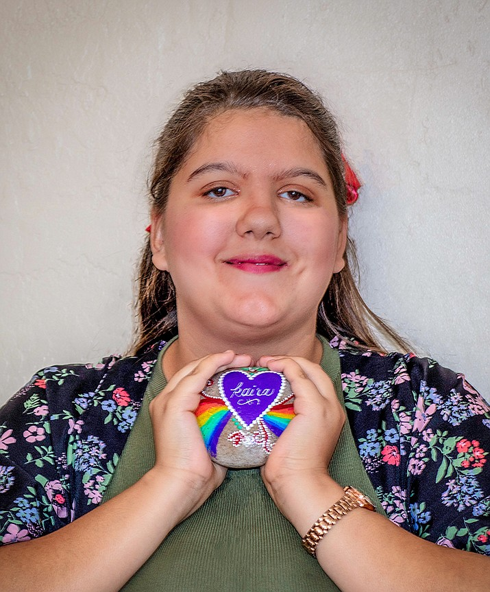 Get to know Kaira at https://www.childrensheartgallery.org/profile/kaira-1 and other adoptable children at childrensheartgallery.org. (Arizona Department of Child Safety)