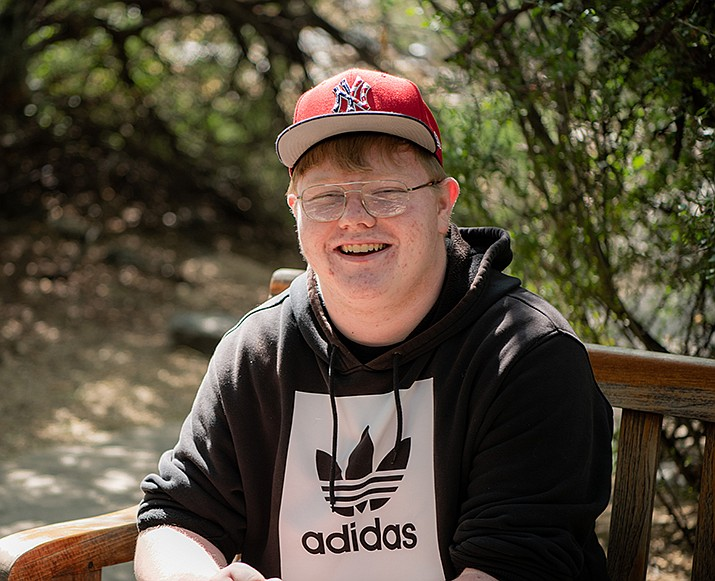 Get to know Mathew at https://www.childrensheartgallery.org/profile/mathew-s and other adoptable children at childrensheartgallery.org. (Arizona Department of Child Safety)