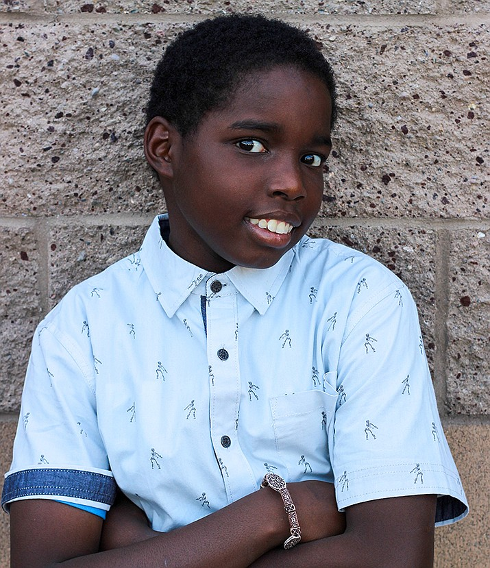 Get to know Tyris at https://www.childrensheartgallery.org/profile/tyris and other adoptable children at childrensheartgallery.org. (Arizona Department of Child Safety)