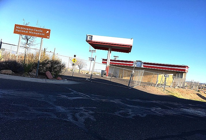 Camp Verde Town Council agreed to direct more than $700,000 in state funding toward a project that would create better traffic flow at the Y-intersection downtown at Main Street at the old Circle K. VVN/Bill Helm