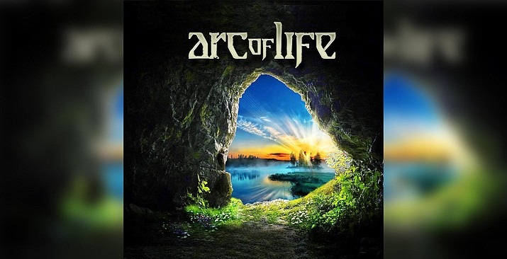 Arc of Life is a new progressive rock supergroup that features three members of the current YES line-up, vocalist Jon Davison, bassist/vocalist Billy Sherwood, and drummer Jay Schellen.