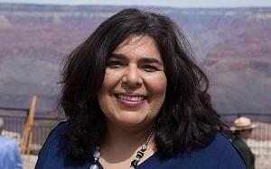 Longtime Coconino County Supervisor Liz Archuleta has resigned to take a position in President Joe Biden's administration. (Photo by Jenna Miller/ Cronkite News)