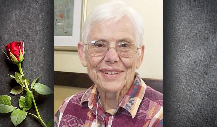 Martha Jean (Clifton) Cary. (Courtesy)