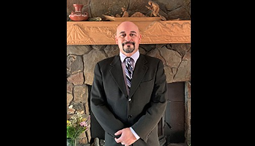 Jeronimo Vasquez was appointed District 2 County Supervisor February 12, 2021 by the Coconino County Board of Supervisors. (Photo/Coconino County)