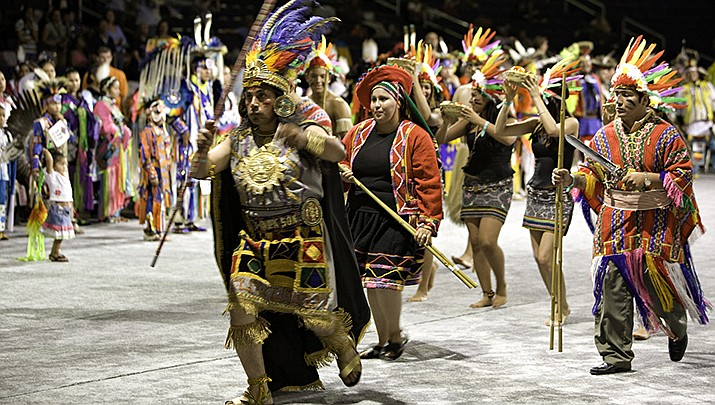 The world's largest powwow – the Gathering of Nations Powwow – has been been canceled for 2021 due to the coronavirus pandemic. (Smithsonian Institution photo, https://bit.ly/3rX2pgk)