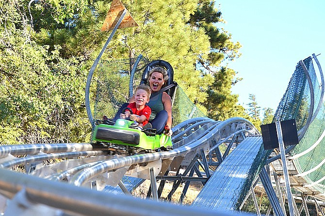 Zoning for a coaster and tubing park Williams was approved by Williams City Council Feb. 11. (Photo/Dan McKernan)