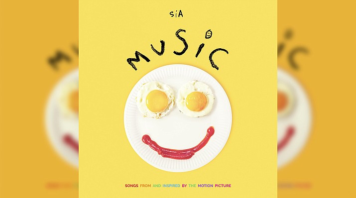 "Sia, ""Music — Songs from and Inspired by the Motion Picture"" (Monkey Puzzle/Atlantic)"