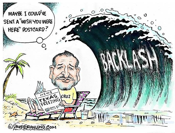 Editorial Cartoon | Feb. 21, 2021