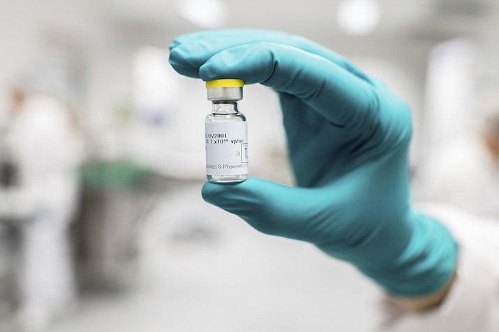 The Johnson & Johnson COVID-19 vaccine could be approved soon for use in the United States. Many health officials worldwide see it as a key to unlocking a wave of vaccinations, given the advantages of its single-dose administration and its less-stringent storage requirements. (Johnson & Johnson via AP)