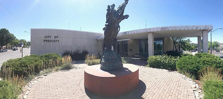 Prescott City Hall. (Courier file photo)